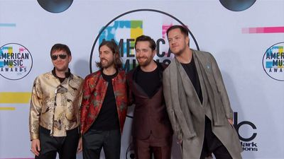 Pink and Imagine Dragons to headline U.S. Grand Prix gig.