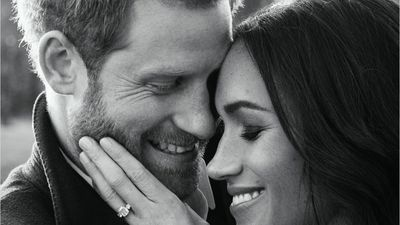 Celebrity Close Up Special: Prince Harry and Meghan, Duchess of Sussex