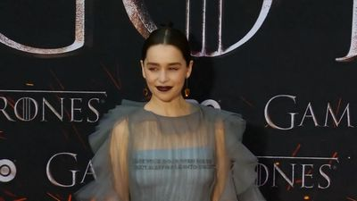 Emilia Clarke was 'flabbergasted' by 'Game of Thrones' plot twist