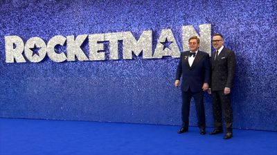 'Rocketman' premieres in London