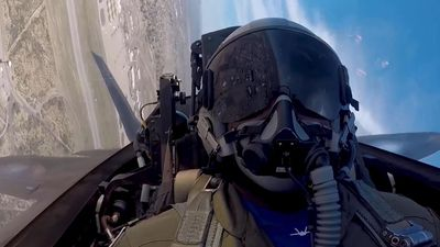 F-22 Raptor: Inside the Ultra Secretive Cockpit