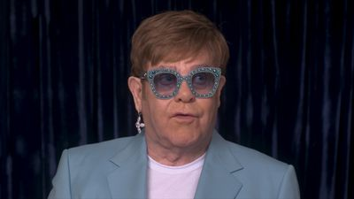 Elton John didn't have joyous intimacy until he was 23