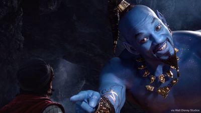 Will Smith's passion for acting reignited by 'Aladdin'