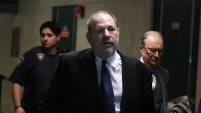 Harvery Weinstein reaches $44 million deal to settle accusers' civil suits