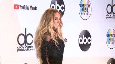 Mariah Carey wins top songwriting honour at Ivor Novello Awards