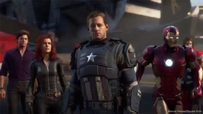'Avengers' video game character designs disappoints fans