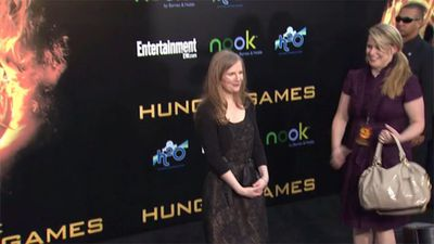 'Hunger Games' author Suzanne Collins to release prequel novel