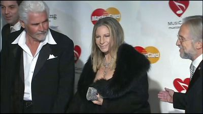 Barbra Streisand books return to Madison Square Garden