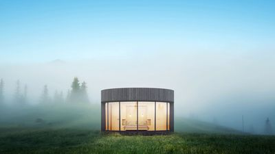 Compact Luxe Cabin That Can Be Assembled Anywhere Brings You Closer To Nature