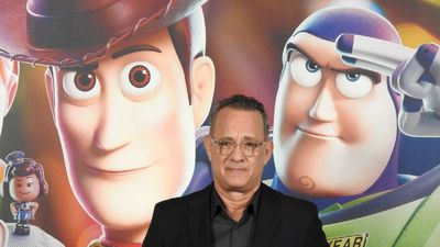 Celebrity Close Up: Tom Hanks