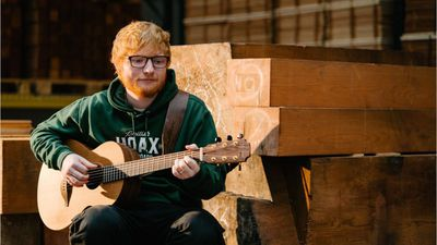 Celebrity Close Up: Ed Sheeran