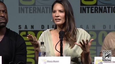 Sexual misconduct controversies took a toll on Olivia Munn's health