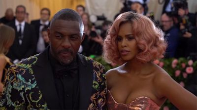Idris Elba's new bride hints he has a foot fetish