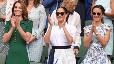 Serena Williams thanks 'great friend' Meghan, Duchess of Sussex, for support during Wimbledon