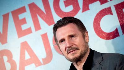 Liam Neeson attends 'Cold Pursuit' premiere five months after racism row