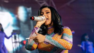 Cardi B expresses support for Bernie Sanders