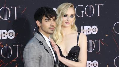 Joe Jonas celebrates new wife Sophie Turner's Emmy Award nod