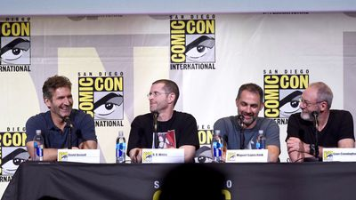 'Game of Thrones' creators exit Comic-Con reunion