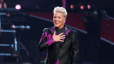 Pink disables Instagram comments after growing tired of 'parenting police' criticism