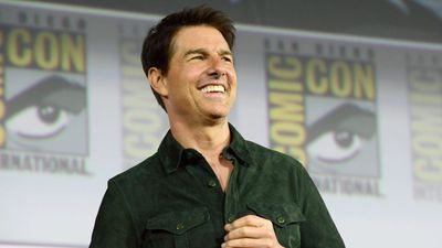 Tom Cruise surprises Comic-Con fans with 'Top Gun' sequel sneak peek