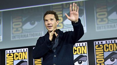 Benedict Cumberbatch 'let his parents down'