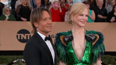 Nicole Kidman embarrassed by Keith Urbans sex confession