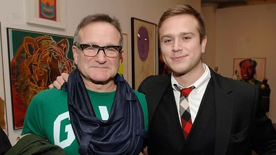 Robin Williams' son reflects on father's struggle with depression