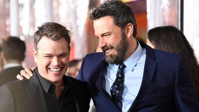 Matt Damon & Ben Affleck in talks for Ridley Scott's new film