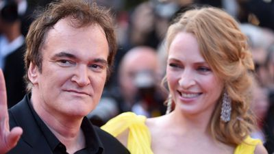Quentin Tarantino & Uma Thurman still discussing 'Kill Bill 3'