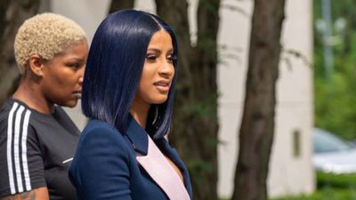 Cardi B worries fans with death wish
