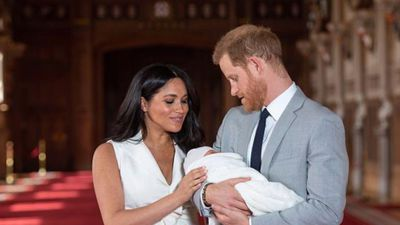 Prince Harry doesn't want any more than two kids