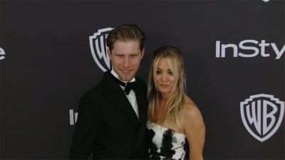 Kaley Cuoco and husband Karl Cook are not living together