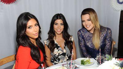 Kourtney Kardashian struggled to find her passion