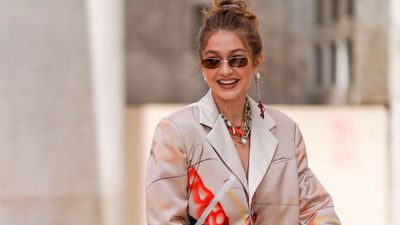 Gigi Hadid's attacks critics of Mykonos vacation blast