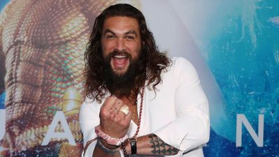 Jason Momoa wasn't really hit by a bulldozer during telescope protest