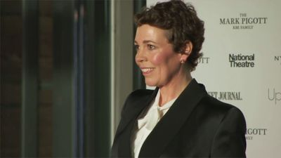 Olivia Colman heading to 'The Simpsons'