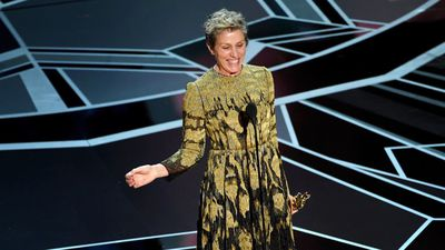 Charges dropped against Frances McDormand's Oscar thief