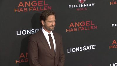 Gerard Butler struggling to rebuild after blaze destroyed Malibu home