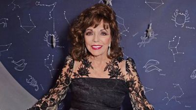 Joan Collins speaks out against equal pay in Hollywood