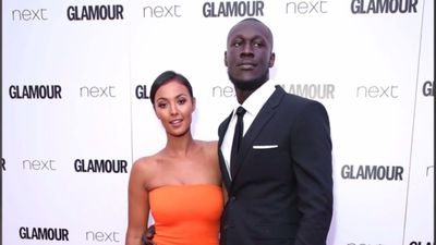 Stormzy reportedly splits from girlfriend