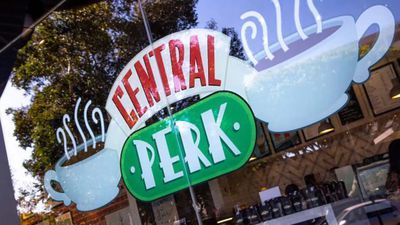 Warner Bros. creates 'Central Perk' Pop-Ups in honor of 'Friends' 25th Anniversary