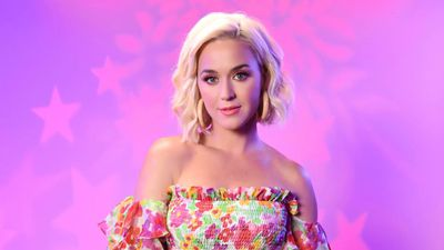 Katy Perry performs latest hit 'Small Talk' in bathroom