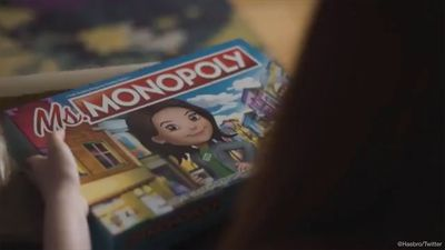 Hasbro's new 'Ms. Monopoly' pays women more than men