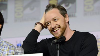 James McAvoy spills that Jennifer Lawrence was born with teeth