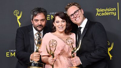 Rachel Bloom announces pregnancy following Emmy win