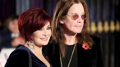Ozzy Osbourne praises wife Sharon for sticking by him following affair
