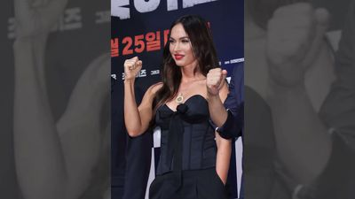 Megan Fox encourages son to be himself