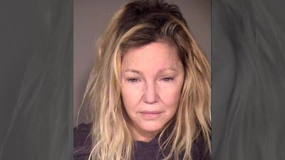 Heather Locklear out of rehab