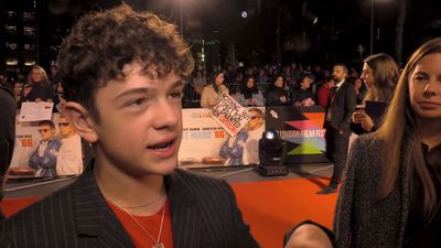Exclusive: Noah Juppe on 'A Quiet Place 2'