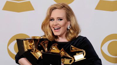 Adele's album '21' is Britain's biggest this century